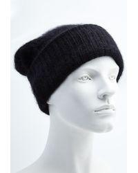 Acne Studios Daphnee Wool Hat - Lyst