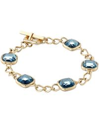 Michael Kors Botanicals Stone Toggle Bracelet - Lyst