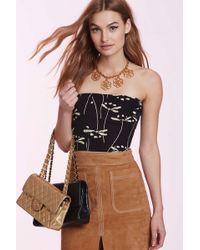 Chanel | Vintage Élodie Strapless Top | Lyst