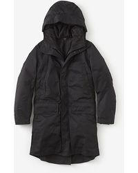 Acne Studios Montreal Double Layer Parka - Lyst