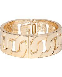 Forever 21 - Rolo Chain Hinge Bracelet - Lyst