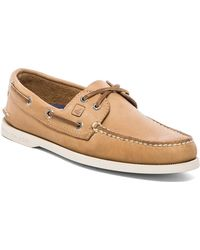 Sperry Top-sider Brown Ao - Lyst
