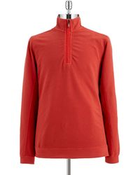 Tommy Bahama Quarter Zip Pullover - Lyst