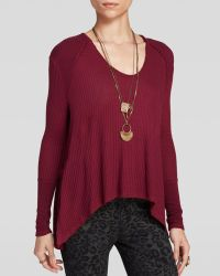 Free People Top - Sunset Park - Lyst