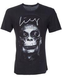 Reception Cotton Mr Lies Graphic Tshirt - Lyst