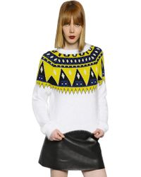 Aimo Richly - Angora Wool Blend Sweater - Lyst