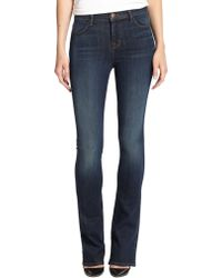 J Brand Remy Bootcut Jeans - Lyst
