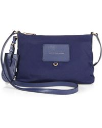 Marc By Marc Jacobs Preppy Legend Percy Nylon Crossbody Bag - Lyst