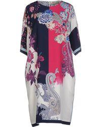 Etro | Knee-length Dress | Lyst