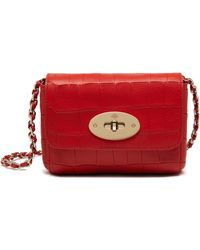 Mulberry | Mini Lily | Lyst