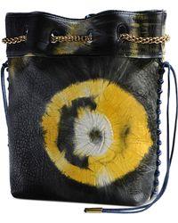 Jérôme Dreyfuss Medium Leather Bag - Lyst