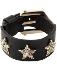 Givenchy Star Stud Bracelet - Lyst