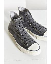 Converse Chuck Taylor All Star White Wash High-Top Sneaker - Lyst
