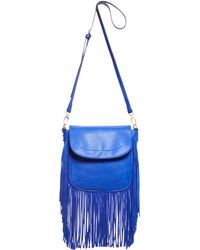 Urban Originals - Blow With The Wind Crossbody Bag - Compare At $120 - Lyst