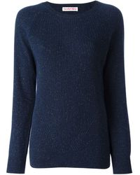See By Chloé Ribbed Sweater - Lyst