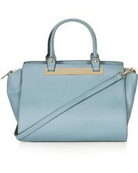 Topshop Plated Holdall Bag - Lyst
