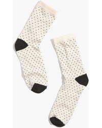 Madewell Hansel From Baseltrade  Trouser Socks - Lyst