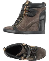 Lola Cruz High-Tops & Trainers gray - Lyst
