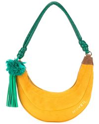 MUVEIL | Banana Motif Shoulder Bag | Lyst