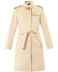 Sophie Hulme - Singlebreasted Trench Coat - Lyst