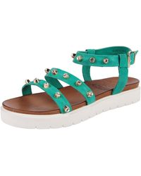 Vince Camuto Serine Sandal green - Lyst