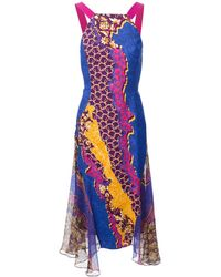 Peter Pilotto Glider Dress - Lyst