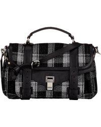 Proenza Schouler Ps1 Medium Shoulder Bag multicolor - Lyst