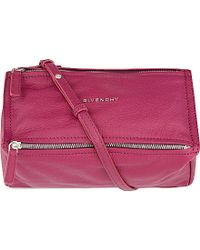 Givenchy Pandora Sugar Mini Over The Shoulder Handbag - Lyst