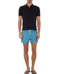 Petronius - Starprint Swim Shorts - Lyst