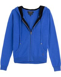 Juicy Couture Cashmere Hoodie - Lyst