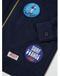 Tsptr - Annapolis Tour Jacket Navy - Lyst