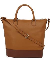 Delvaux Every D Allure Tote - Lyst