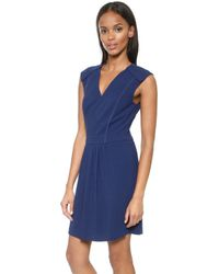 Rebecca Taylor Dress with Cut Out Back  Pilot - Lyst