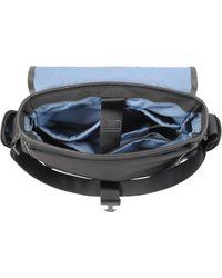 Bric's - Pininfarina Nylon and Leather Vertical Messenger Bag - Lyst