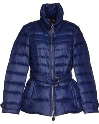 Burberry Brit Down Jacket - Lyst