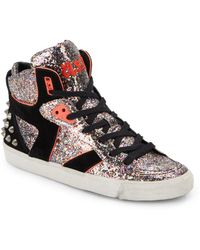 Ash Spirit Hightop Sneakers - Lyst