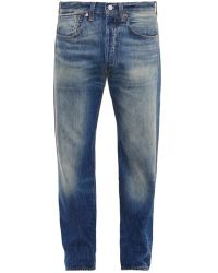 Levi's 501 Straight-leg Jeans - Lyst
