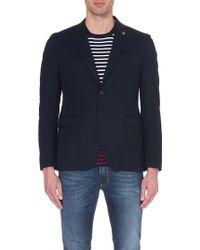 Michael Kors Stretch-Cotton Jacket - For Men - Lyst