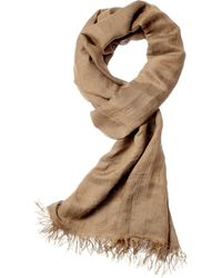 Theory Novelty Scarf In Modal - Lyst