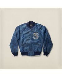 RRL - Sateen Tour Jacket - Lyst