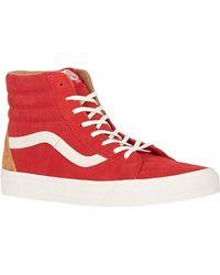 Vans Sk8hi Reissue Ca Sneakers - Lyst
