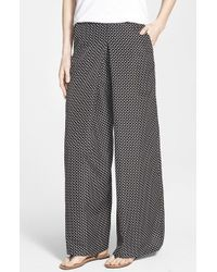 Kut From The Kloth Wide Leg Pants - Lyst