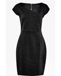 French Connection | Nadine Asymmetric Pencil Dress | Lyst