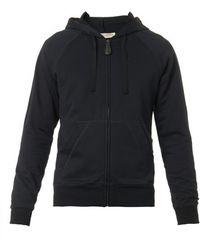 Bottega Veneta | Zip-Front Hooded Sweatshirt | Lyst