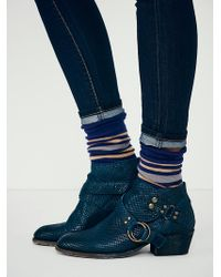 Free People Womens Tortuga Ankle Boot - Lyst