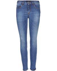 Victoria Beckham | Ankle Slim Skinny Jeans | Lyst