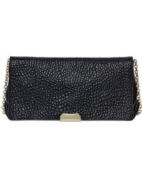 Burberry Mildenhall Grained Leather Shoulder Bag - Lyst