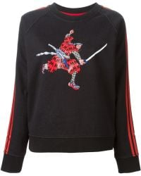 Marc By Marc Jacobs 'Peyton French Terry Samurai' Sweatshirt - Lyst
