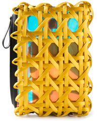 Benedetta Bruzziches - Woven Backpack - Lyst