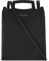 Givenchy Rave Nappa Leather Clutch Bag - For Women - Lyst